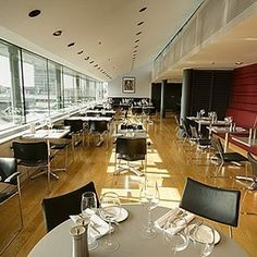 Restaurant at the National Portrait Gallery London