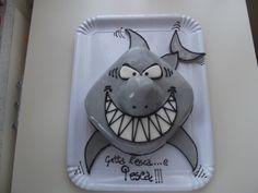 Torta squalo