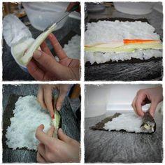 ¿Te animas a hacer sushi? Tenemos un paso a paso con más de 30 imágenes