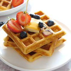 Brownie Recipe Video, Brownie Recipes, Chocolate Recipes, Almond Flour Waffles, Pancakes And Waffles, Keto Waffle, Waffle Recipes, Sweets Recipes, Keto Recipes