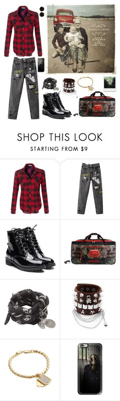 """""""Funeral for a Friend"""" by bookluv-1 ❤ liked on Polyvore featuring Ecko Unltd., Alexander McQueen, Stella Valle, Casetify and Erica Lyons"""