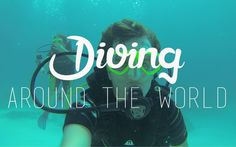 Diving holidays around the world.
