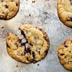 How to Make the Best Chocolate Chip Cookies You've Ever Eaten (in 5 Easy Steps)