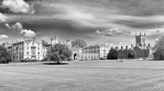 College Grounds by Nicu Gherasim on 500px