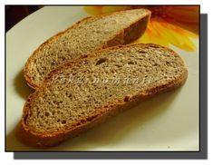 Třízrnný chleba s pohankou a kváskem – PEKÁRNOMÁNIE Banana Bread, Desserts, Food, Tailgate Desserts, Deserts, Essen, Postres, Meals, Dessert