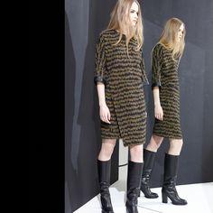 nude fashion dress print moda style abbigliamento
