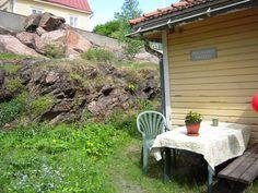 A sauna in Pohjola, Turku, Finland