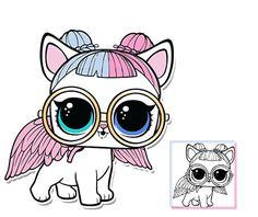 Sugar Pup Series 3 Wave 2 L.O.L. Surprise Doll Pets