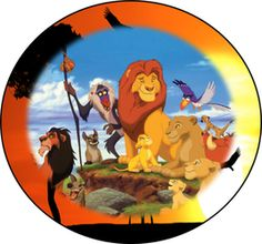 Free Lion King Party Ideas - Creative Printables Lion King Theme, Lion King Party, Lion King Birthday, Baby Birthday, Birthday Ideas, Disney Family Movies, Kids Party Themes, Party Ideas, Lion King Baby Shower