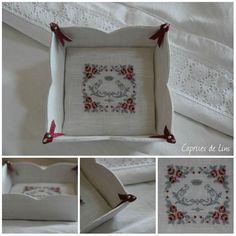 """""""Parfum de Roses"""" de Danybrod,"""