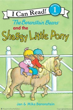 Browse Inside The Berenstain Bears and the Shaggy Little Pony by Jan Berenstain, Mike Berenstain, Illustrated by Jan Berenstain, Mike Berens...