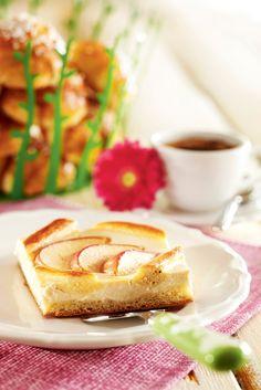 Omena-rahkapulla, pellillinen + 6 pikkupullaa | K-ruoka #pääsiäinen