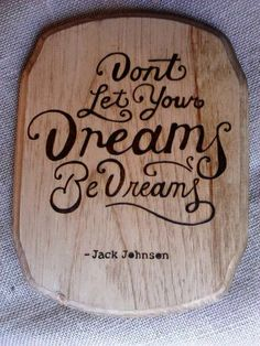 Jack Johnson Don't Let Your Dreams Be Dreams by TheStrangeSnail, $20.00