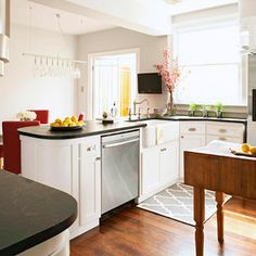 Search for shaker style kitchen cabinets - Better Homes & Gardens