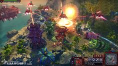 Experimental Action-RTS Warshift: http://www.playmagazine.info/experimental-action-rts-warshift/