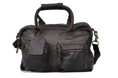 Cowboysbag THE BAG Cowboys Bag small Ledertasche von Cowboysbelt pine Marken Cowboysbelt