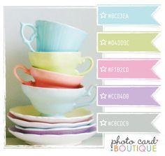 Color Crush Palette · 8.31.2011