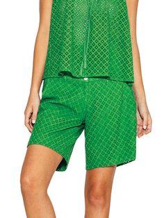 Allura Shorts - Green