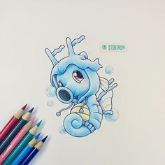 Horsea in a Kingdra onesie by itsbirdy