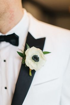 Manhattan Glam Meets Winter in Maine at This Art-Deco Inspired Elopement Wedding Looks, Wedding Day, White Anemone, Indoor Ceremony, Winter Wedding Inspiration, Event Services, Groom Outfit, Family Affair, Groom Style