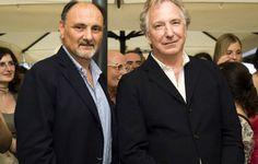 Alan Rickman's Eyebrow, karthaeuser65:   On July 15, 2010 - the Italian...