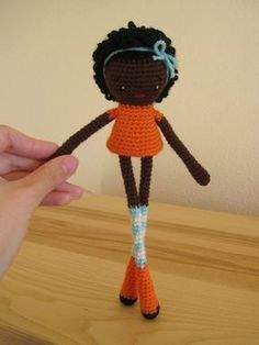 linguine dolls - free pattern she's just the most beautiful doll ever. too cute