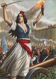 French Revolution: It's 1789 and Paris has had it with this royal tyranny! Bastille, Mexican American, American War, Marie Antoinette, Sans Culottes, French History, French Revolution History, French Royalty, History Images