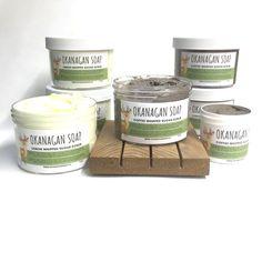 Whipped Sugar Scrubs Eucalyptus Essential Oil, Pure Essential Oils, All Natural Skin Care, Organic Sugar, Body Treatments, Body Care, Peppermint, Soap, Sugar Scrubs