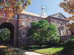 Manhattan College. Manhattan College, Real Angels, Alma Mater, Architectural Elements, Higher Education, Colleges, Dorm, Places To Go, Rest