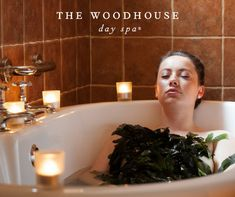 Our Lazy Days Seaweed Bath Woodhouse Day Spa, The Woodhouse, Leesburg Virginia, Leesburg Va, Body Treatments, Lazy Days, Spa Day, Seaweed, How To Memorize Things