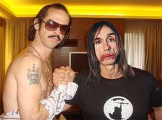Iggy Pop & Nick Cave!