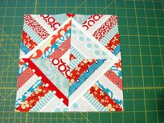 quilts made with jelly rolls and half square triangles | Posted by Khristina aka Khris at 8:17 PM 2comments Links to this post