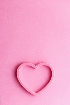 ❤ Pink Valentine's Day Heart Shaped Cookie Cutter On Pink Wallpaper Backround By Ruth Black For Stocksy Pink Wallpaper Backgrounds, Cute Wallpaper For Phone, Heart Wallpaper, Cute Wallpapers, Pink Love, Pretty In Pink, Pink Purple, Heart Shaped Cookie Cutter, Cookie Cutters