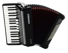 Sweet-Tempered Turn Of The Century Hohner 2 Octave Accordion Antiques