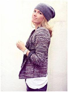 Me Naiset – Blogit | Kalastajan vaimo – DIY syksyn söpöin BEANIE! Scandi Style, Knitting Accessories, Knit Or Crochet, Knit Beanie, Winter Outfits, Winter Clothes, Hand Knitting, Winter Fashion, Winter Hats