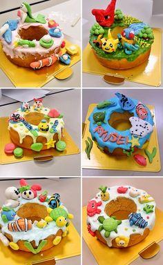 It was Dekobaumu in parent and child! | Sweet Bee Takamatsu, Kagawa Prefecture «icing cookies / cake pop / cup cake, etc. Suites deco classroom »« Sand Art / Gel candles classroom»