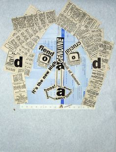 dada collage | by tonyphilmore2
