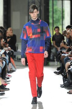 [No.24/35] JOHN LAWRENCE SULLIVAN 2014春夏コレクション | Fashionsnap.com
