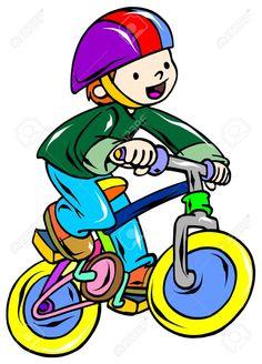 Child Riding A Bike Clipart Wallpaper Hp, Doraemon, Luigi, Smurfs, Bicycle, Photoshop, Clip Art, Cartoon, Children