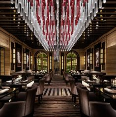 Murano Restaurant, London. - Google Search