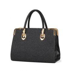 Gray Suede Vintage Shoulder Bag$44.00 ($44) ❤ liked on Polyvore