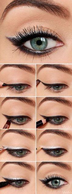 Makeup plata.