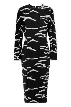 Vestido silueta estampado   BIMBA Y LOLA ® 65 EUR