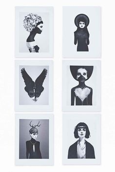 Ruben Ireland Poster Set - Urban Outfitters