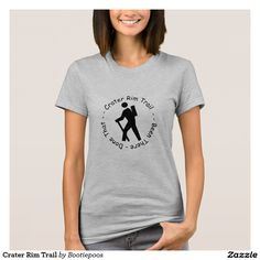Crater Rim Trail T-Shirt