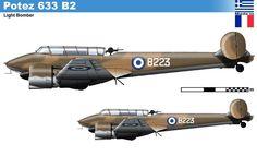 Po-633 B2 Light Bomber