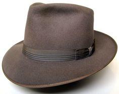 Vintage 1940s 7 1 8 Custom Made Fitzgerald Special Men's Fedora Hat | eBay(80)