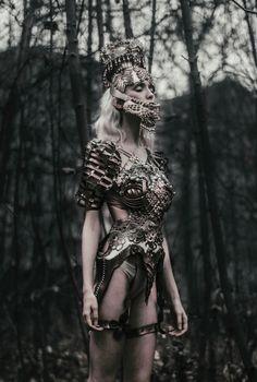 Photographer: Jacek Szopik – Tabasco SHOOT Photography Designer: Agnieszka Osipa Makeup: B.Polonis Model: Iwona Cieniawska