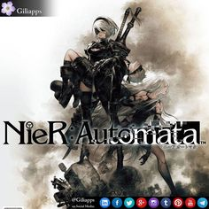 Nier: Automata is an action role-playing video game developed by PlatinumGames and published by Square ...