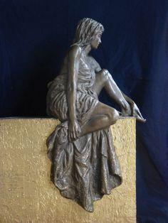 scultura in bronzo di Angelo Vadalà